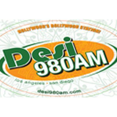 DESI 980 AM is an News radio station in Los Angeles, United